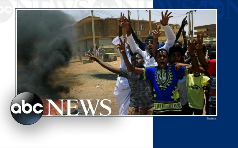 US envoy to Africa to meet military leaders as deadly protests erupt in Sudan
