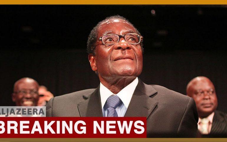 Robert Mugabe, former Zimbabwe president, dies aged 95