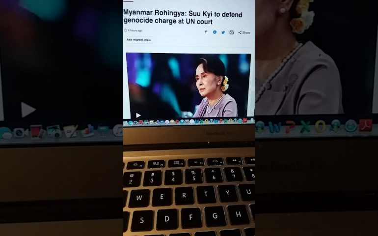 Myanmar heads to ICJ to defend against genocide Islamists reaping what they have sown?