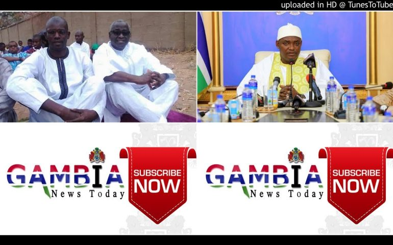 GAMBIA NEWS TODAY 7TH JUNE 2019