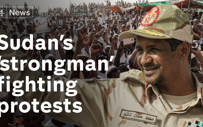 Sudan protests: The militia man behind the crackdown