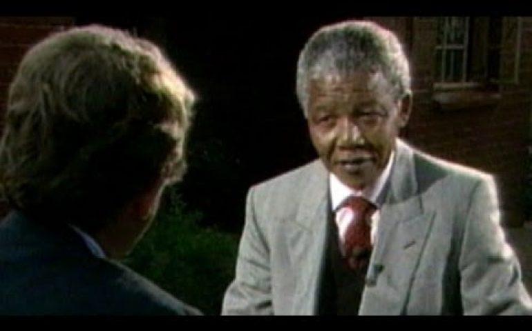 #TBT: 'This Week' Sunday Spotlight: Koppel and Nelson Mandela Interview