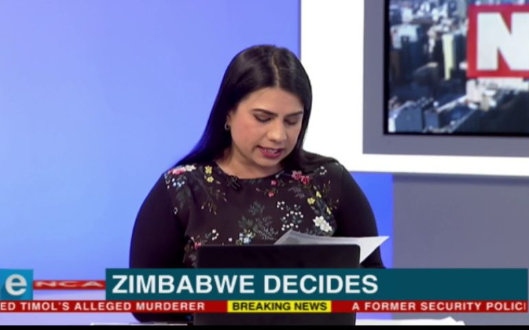 Zimbabwe Digital News Editor on the 2018 Zimbabwe elections. Part 2