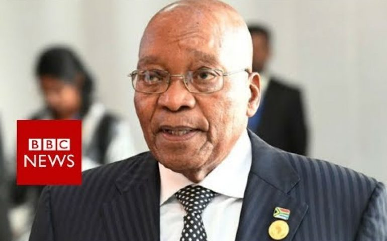 Jacob Zuma: Former South African president faces corruption trial – BBC News