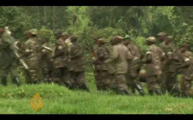 Former Rwandan allies arrest Tutsi leader Nkunda – 23 Jan 09