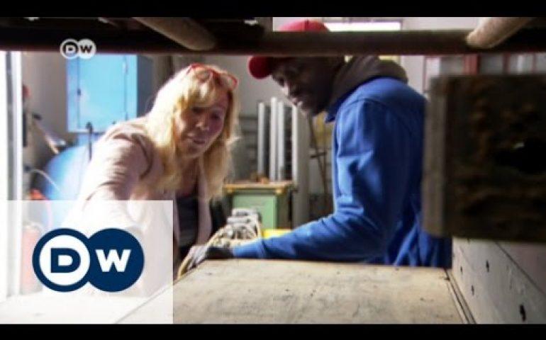 Germany: Gambian worker fears deportation   DW English