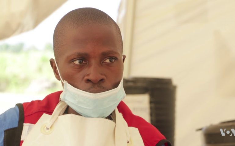 Uganda Prepares to Fight Off Ebola Along DRC Border