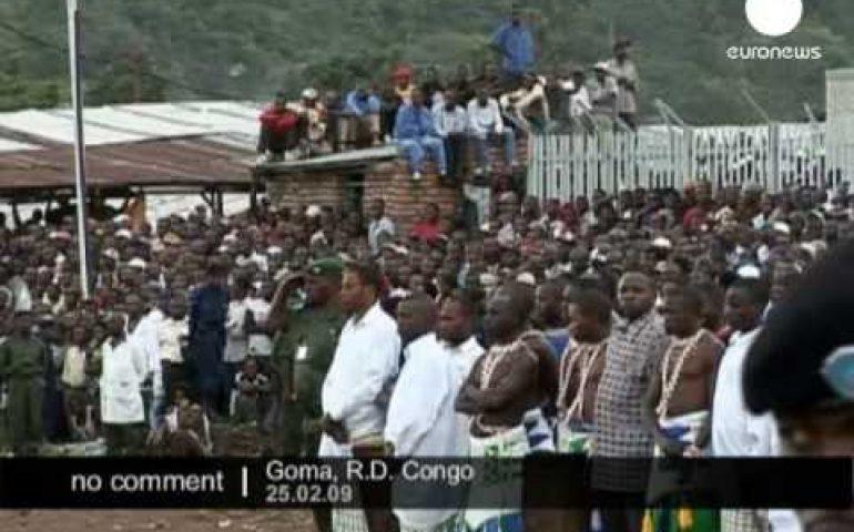 Rwandan army leaves RD Congo