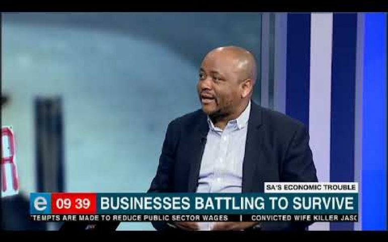 Businesses are battling to survive in South Africa