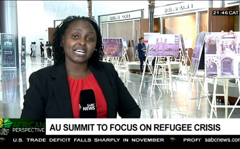Preview of the African Union summit: Sarah Kimani
