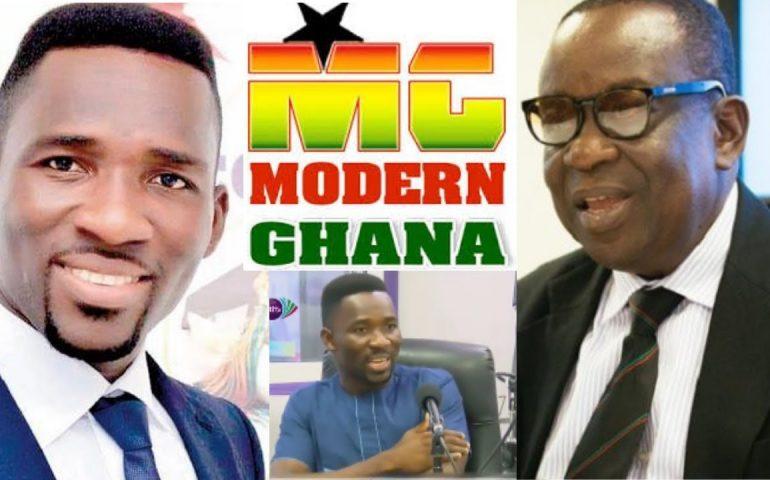 I Wasn't Elëctröcutëd, They Even Fed Me But-Modern Ghana Journalist Speaks
