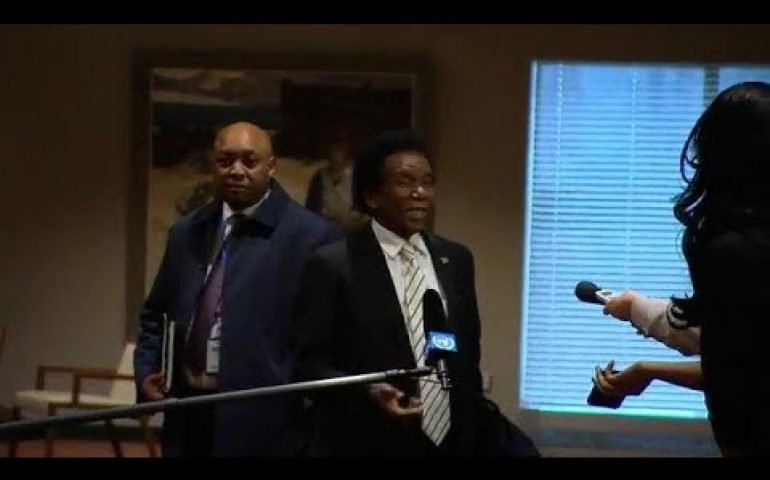 South Africa on elections in DR Congo – Security Council Media Stakeout (4 January 2019)