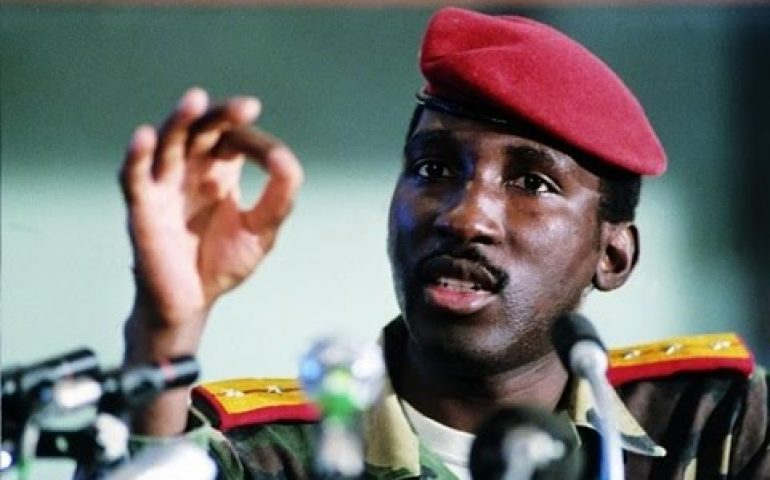 Faces Of Africa – Sankara's Ghost