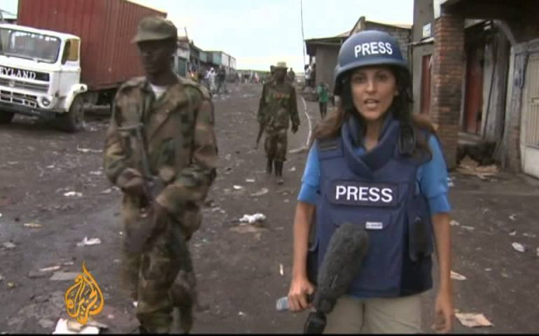 DR Congo rebels take control of Goma
