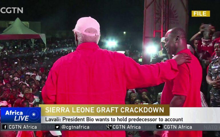 INTERVIEW: Sierra Leone's crackdown on graft