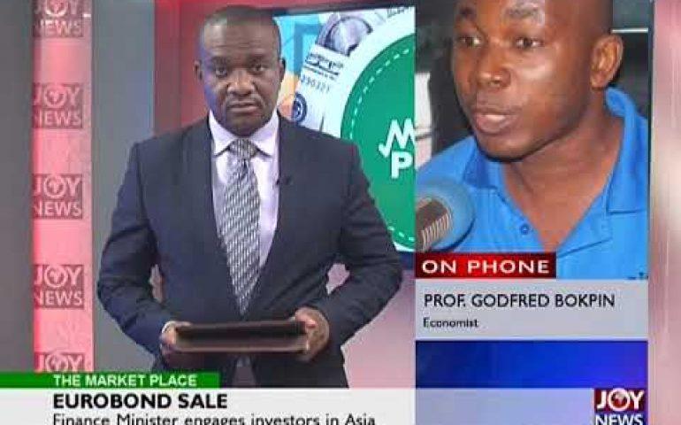 ECOWAS Duties – The Market Place on Joy News (12-2-18)