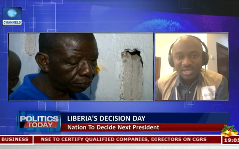 Election Observer Updates As Liberians Wait To know Their Next President Politics Today