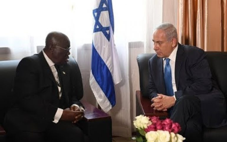 How Ghana's support brings Israel a step closer to African Union.