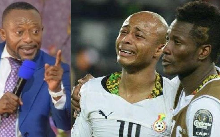 🛑I never said Ghana  will win AFCON   Rev  Owusu reacts to Ghana Blackstars coming home