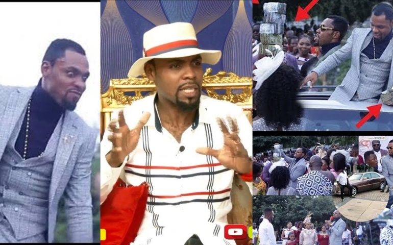 Rev. Obofour reacts to why he throws cash, gifts cars & expresses his failʋres leading to his succe