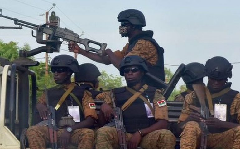 News Update Gunmen kill six in Catholic church in Burkina Faso 12/05/19