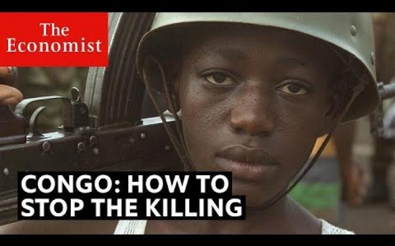 Congo: how to stop the killing | The Economist