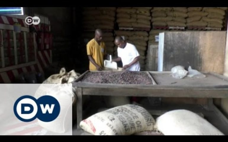 Chocolate made in Africa | DW News