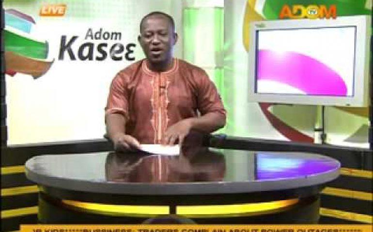 Ghana Local News on Adom TV (17-3-14)