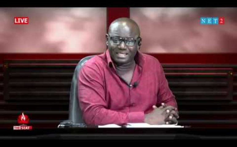 THE SEAT 🔥 WITH HON. KENNEDY OHENE AGYAPONG, MP – ASSIN CENTRAL & MR. CHRISTIAN DONKOR (18-12-2019)