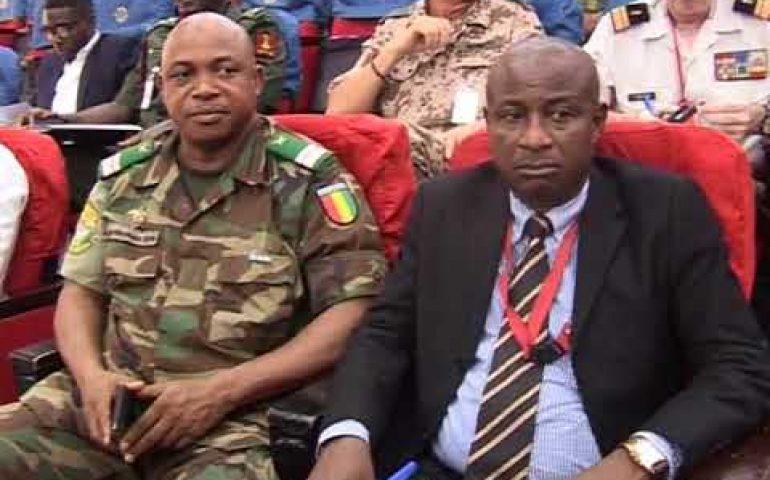 ECOWAS Briefs Observers In Liberia.