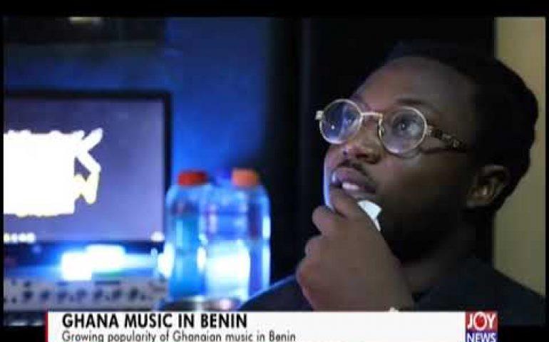 Ghana Music In Benin – AM News on JoyNews (21-6-19)