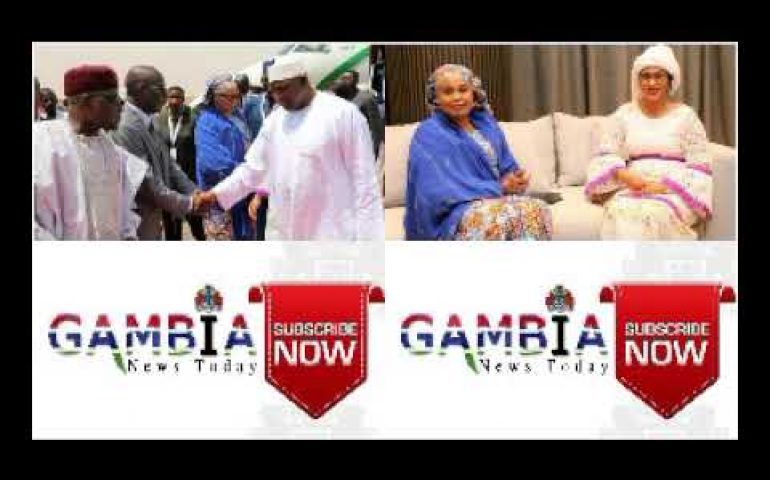 GAMBIA NEWS TODAY 11TH JULY 2019