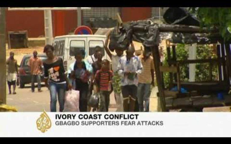 Fear of reprisal spreads across Ivory Coast