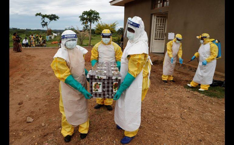 Can Uganda block Ebola's spread from neighboring Congo?