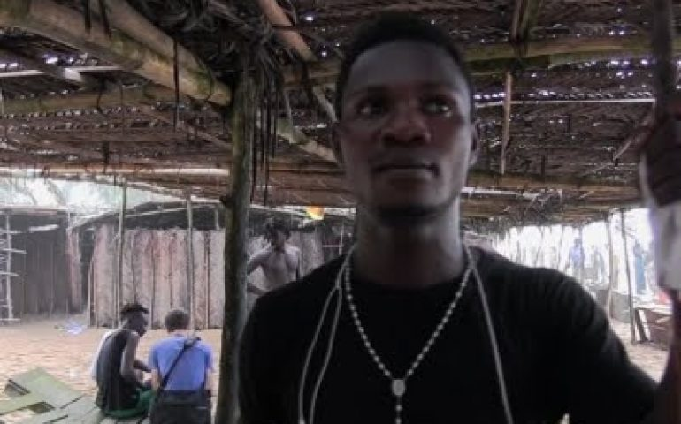 Raw: Survivor Recounts Ivory Coast Attack