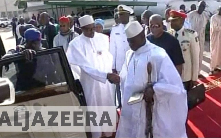 ECOWAS fails to persuade Gambia's president to step down