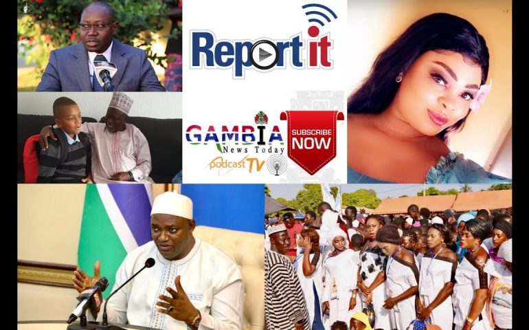 GAMBIA REPORTS 6TH DECEMBER 2019