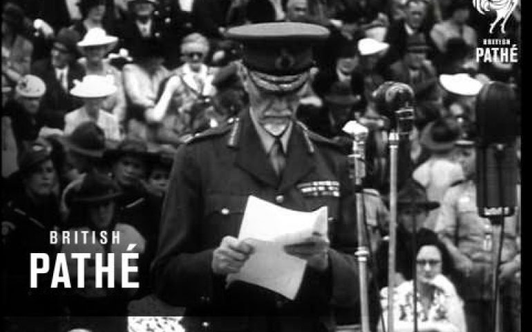 Military Parade – South Africa (1945)