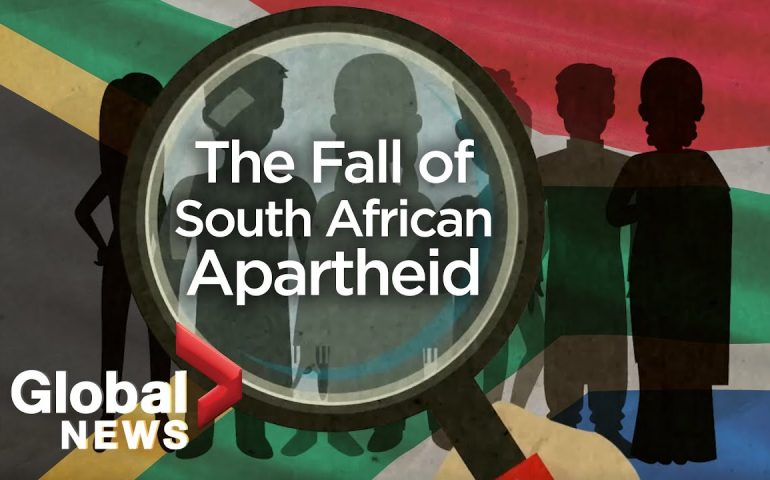 Apartheid: The rise and fall of South Africa's 'apartness' laws