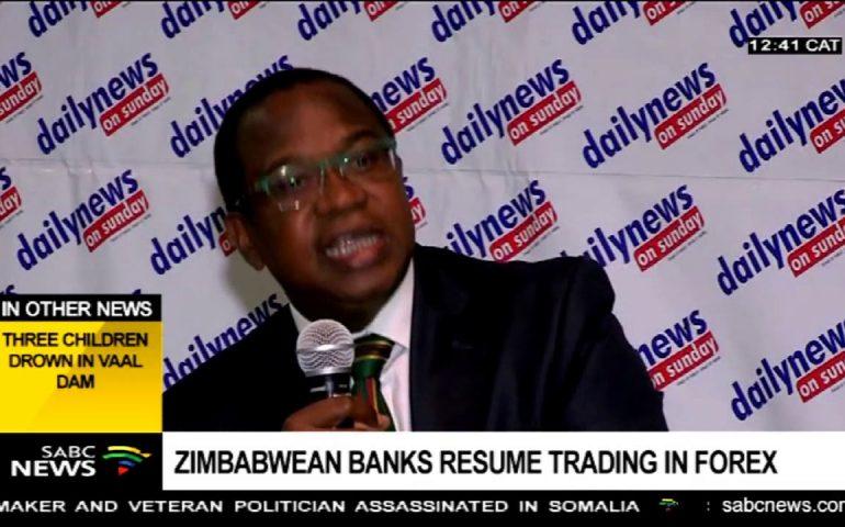 Zimbabwe's new currency RTGS dollars