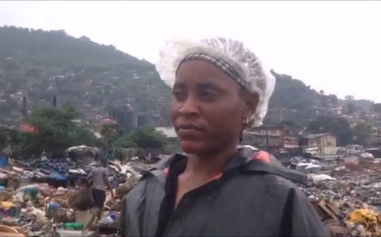 Surviving Kissy Burmeh dump in Freetown, Sierra Leone   :   Kaikai News