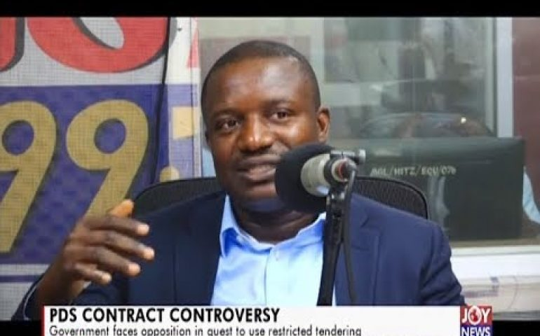 PDS Contract Controversy – News Desk on JoyNews (21-10-19)