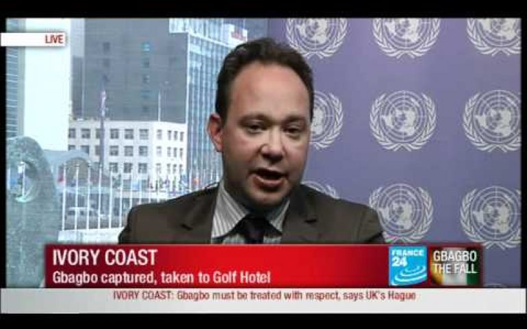 Ivory Coast: UN Police ensuring security of Gbagbo, wife