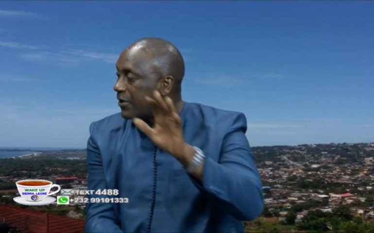 AYV Television's WAKE UP SIERRA LEONE News and Current Affairs!!!  13th April 2017