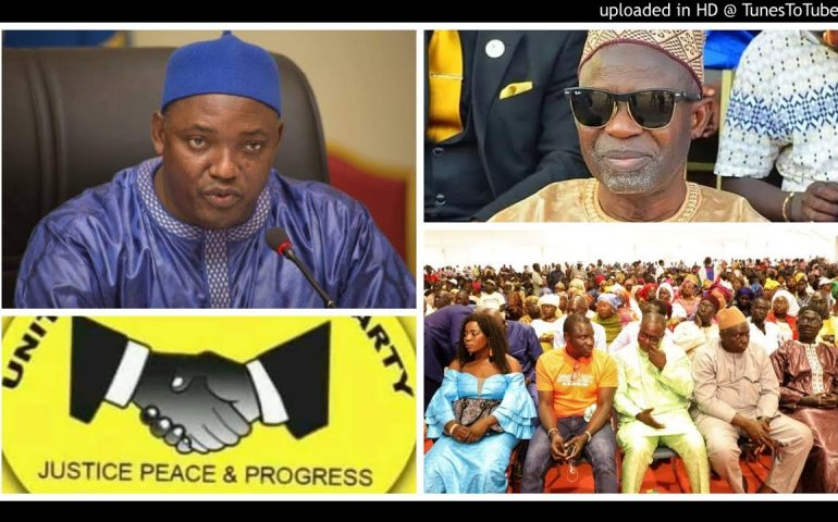 GAMBIA BREAKING NEWS 6TH MAY