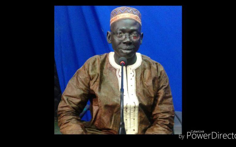 Gambia news with sarjo barrow 14.02.2019