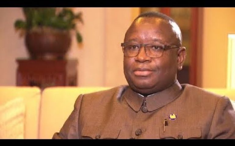 Sierra Leonean president: China, Africa enjoy mutually beneficial relationship
