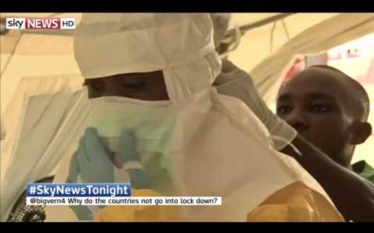 Ebola In Sierra Leone Is A
