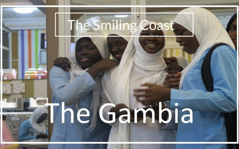 SNGLSTWSTD in The Gambia | From Dakar to Banjul | Senegalese Twisted