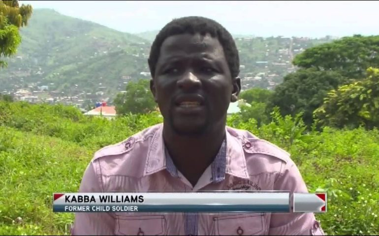 Global National – Sierra Leone's child soldiers